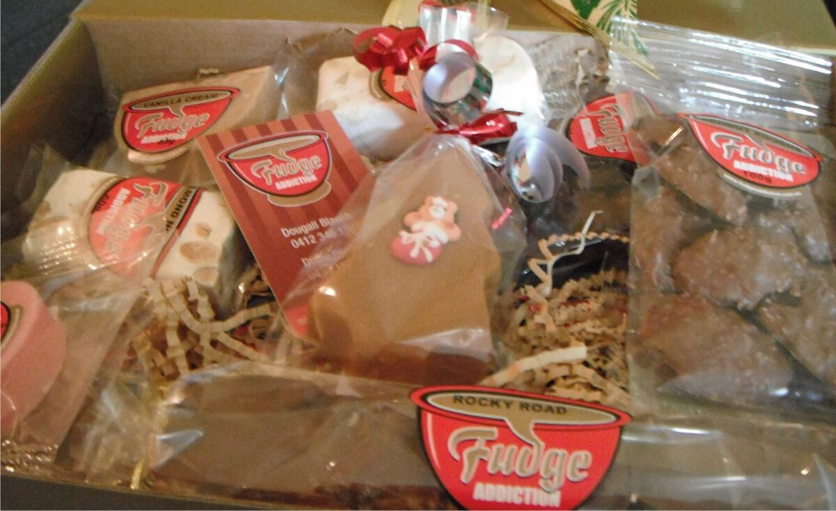 fudge gift packs
