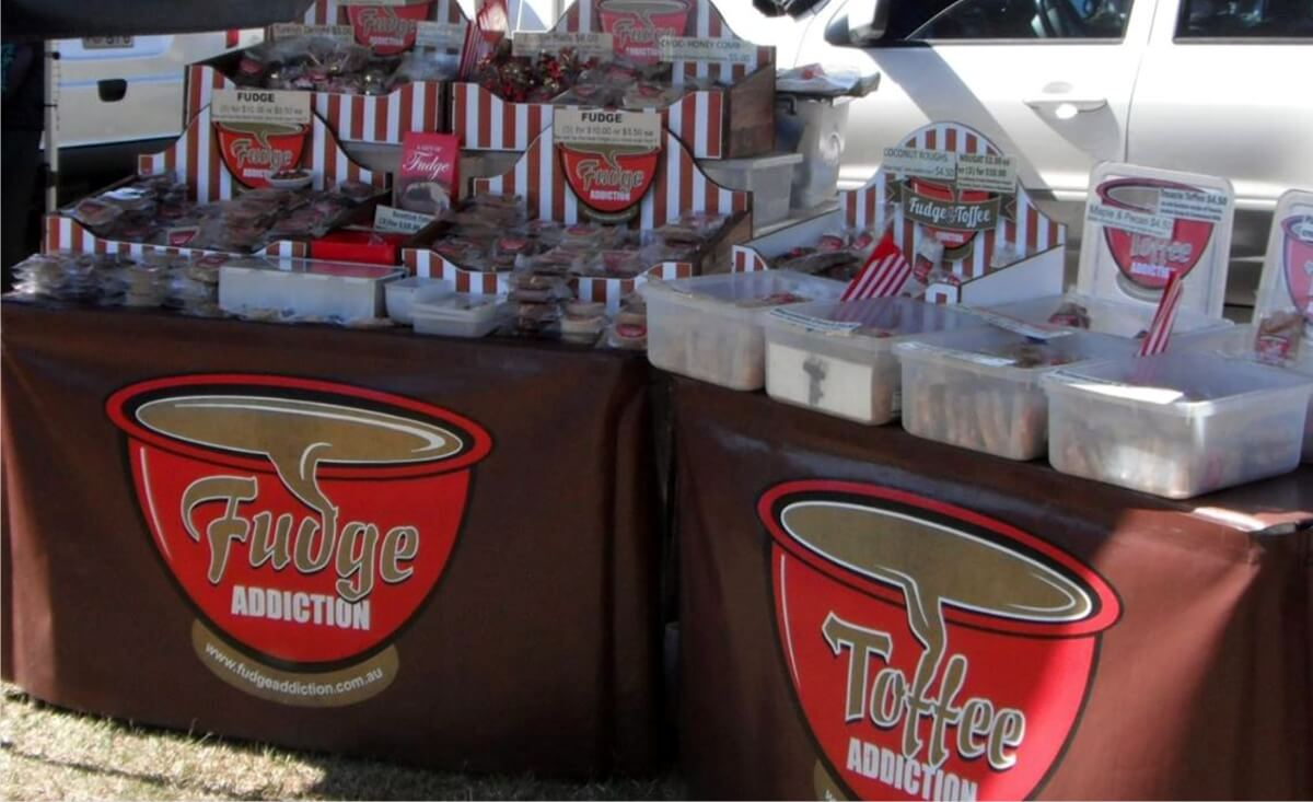 fudge markets